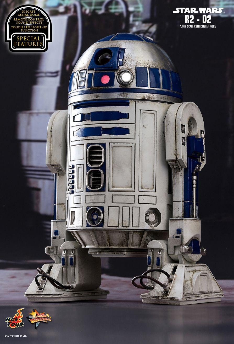 Star Wars The Force Awakens - R2-D2
