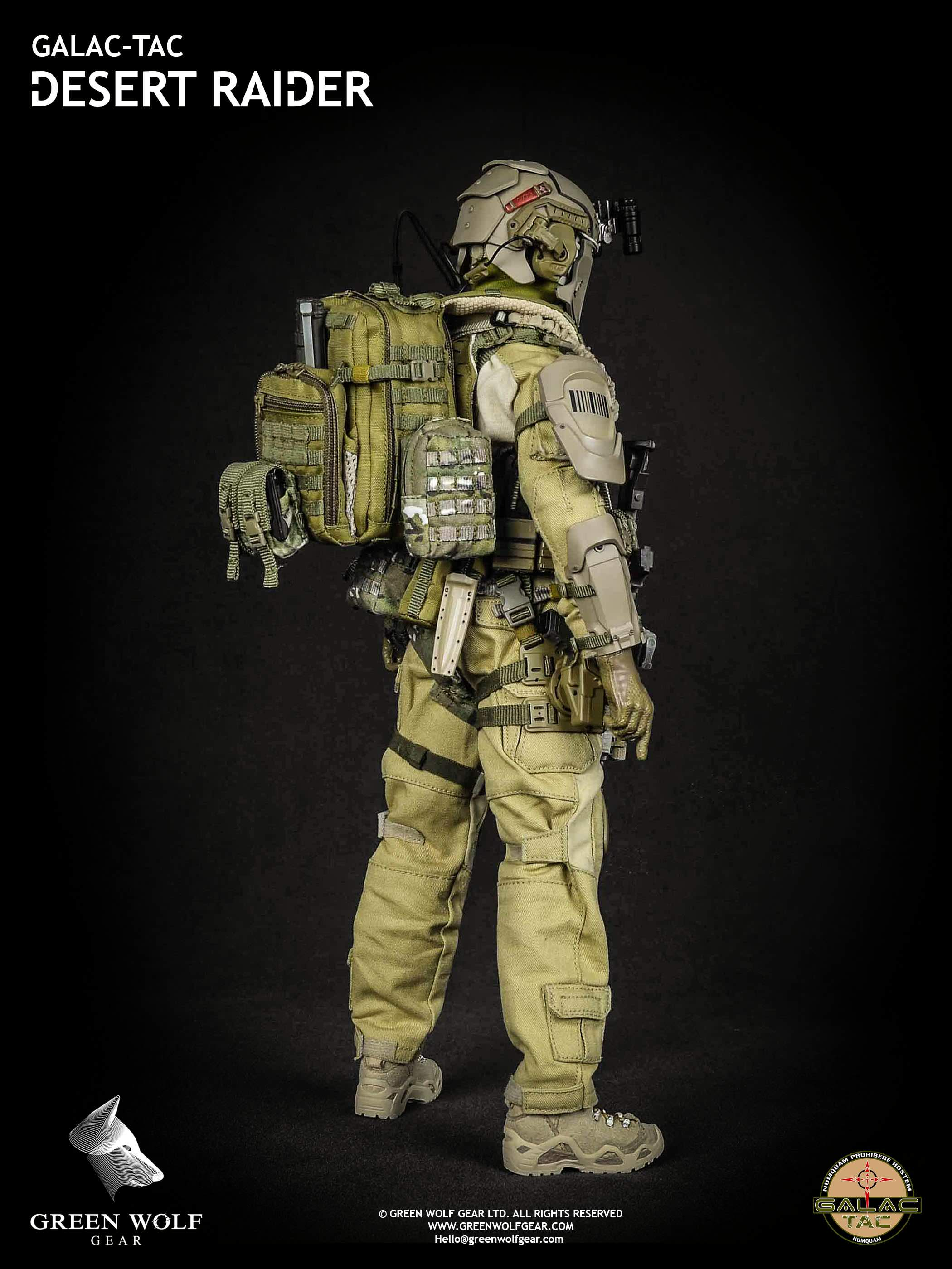 1//6th scale British Ballistic Groin Protector GWG-011-08