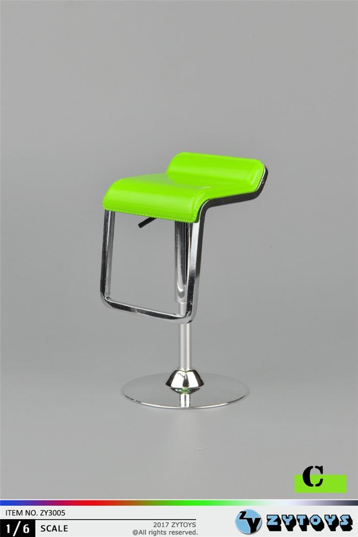 tabouret de bar vert machinegun. Black Bedroom Furniture Sets. Home Design Ideas