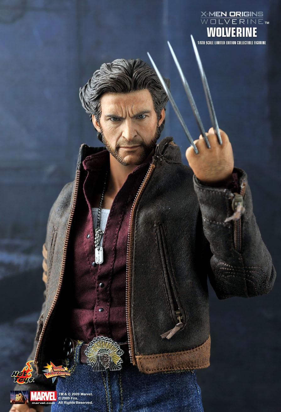 Hot Heart X-Men Origins Wolverine Wade Wilson Figure Stand loose 1//6th scale