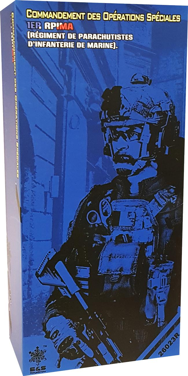 Rpima Opérations 1er Spéciales Figurine Des 16 Commandement twqaY6