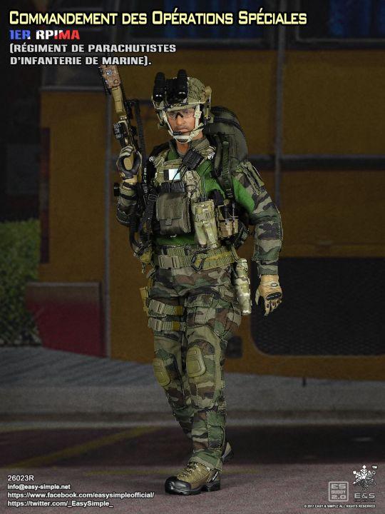 Figurine Rpima 16 Commandement 1er Des Spéciales Opérations ZPZwWq6