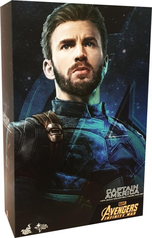 Custom 1//6 Mains gantées 7 Pcs Pour MMS480 Avengers Infinity War Captain America