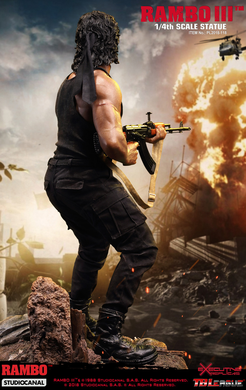 Rambo III - Rambo