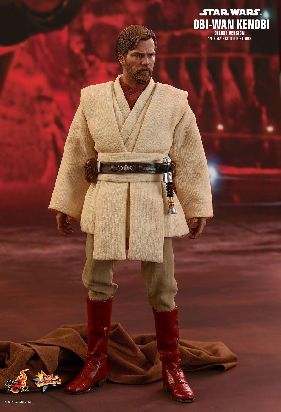 Star Wars Episode Iii Obi Wan Kenobi Deluxe Version