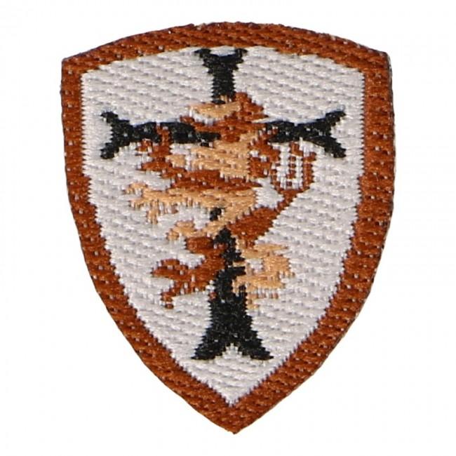 Patch Devgru Gold Squadron Crusader (Marron)