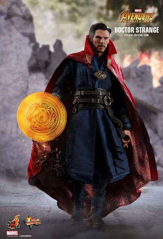 Hot Toys Dr Strange Infinity War MMS484 Hands x 13 /& Pegs loose 1//6th scale