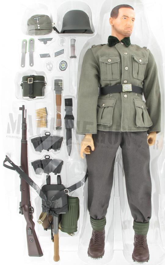 DID Deuxième Guerre Mondiale Allemand Pain Sac 1//6 Toys 3R Dragon BBI soldat Joe Alerte