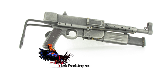 Did little french army 1//6 henri para 1961