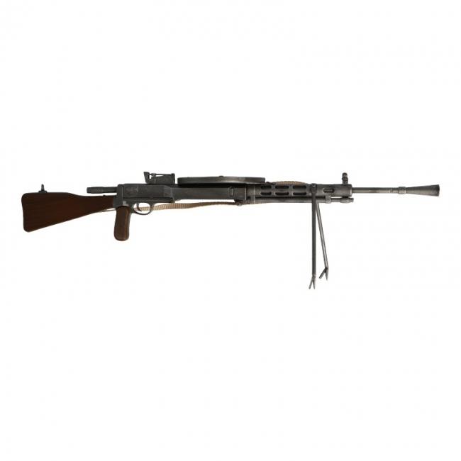 Fusils mitrailleurs sur NB C_1