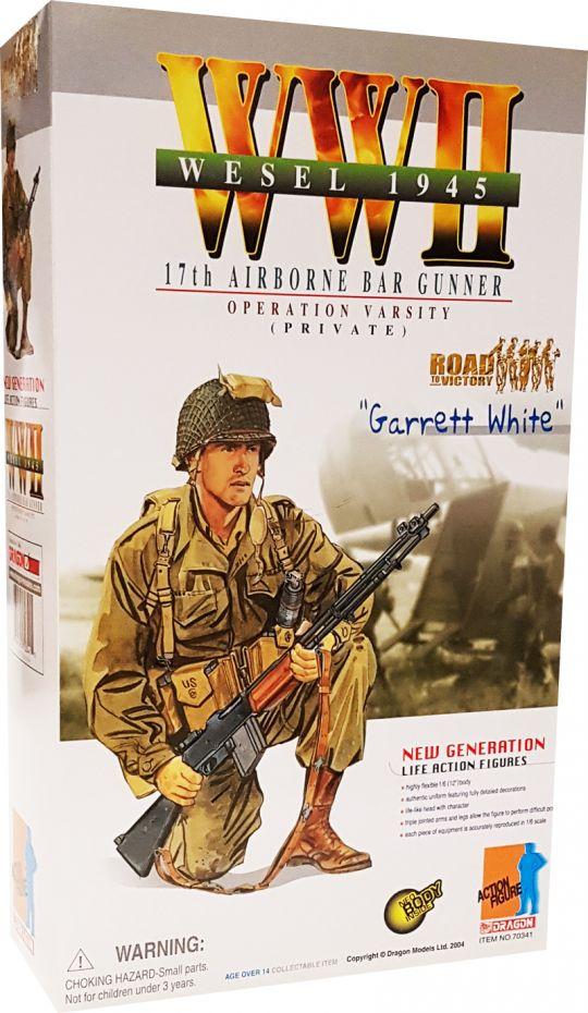 Deuxième Guerre mondiale USMC BAR Gunner-Bottes /& Leggings 1//6 Scale-Alerte Ligne Action Figures